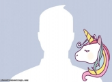 Baby Unicorn Photo Collage