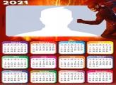 Calendar 2021 The Flash