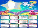 Ponny Star Calendar 2020