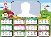 Angry Birds Calendar 2019