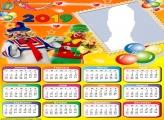 Clown Patati and Patata Calendar 2019