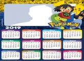 Pokemon Games Calendar 2019