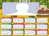 Calendar 2021 El Chavo del Ocho