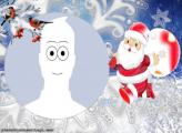 Santa Claus Cartoon Picture Free