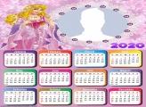 Princess Aurora Calendar 2020