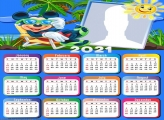 Mickey Mouse Clubhouse Calendar 2021