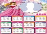Aurora Princess Calendar 2019