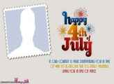 Happy 4th July Picture Collage