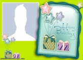 Photo Frames for Birthday Greetings