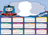 Thomas and Friends Calendar 2019