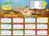 Calendar 2018 Sponge Bob