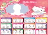 Hello Kitty Toys Calendar 2019