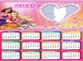 Barbie Dreams Calendar 2020