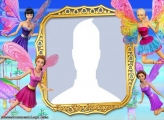 Four Fairies Photo Collage
