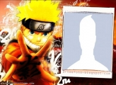 Naruto Photo Collage