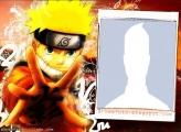 Naruto Photo Collage
