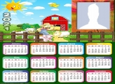 Calendar 2021 Little Farms