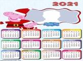 Peppa Pig Christmas Calendar 2021