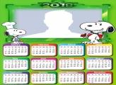 Calendar 2018 Snoop