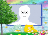 Care Bears in the Garden Picture Free