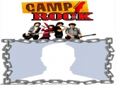 Camp Rock Picture Collage