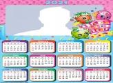 Calendar 2021 Shopkins