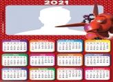 Calendar 2021 Big Hero