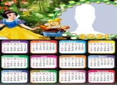 Calendar 2021 Snow White and The Seven Dwarves