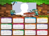 Minecraft Pocket Edition Calendar 2019