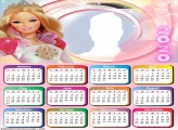 Barbie Calendar 2020 Photo Collage Maker