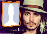 Jhonny Depp Photo Montage