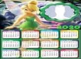 Tinkerbell Costume Calendar 2020