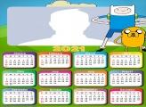 Calendar 2021 Adventure Time