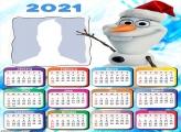 Olaf Christmas Calendar 2021