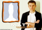 Photo Montage Matt Damon