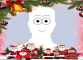 Santa Clauses Cartoon Picture Digital