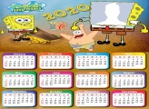 Photo Collage Maker SpongeBob Calendar 2020