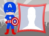 Captain America Cute