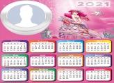 Calendar 2021 Baby Ariel