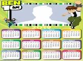 Ben 10 Toys Calendar 2019