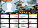 Alice in Wonderland Calendar 2020