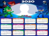 PJ Masks Calendar 2020