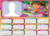 Calendar 2021 Dora the Explorer