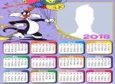 Calendar 2018 Sylvester