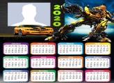 Transformers Calendar 2020