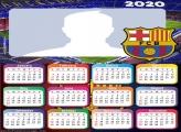 Barcelona Calendar 2020