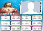 Calendar 2021 Jesus Christ