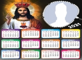 Calendar 2021 Jesus is King