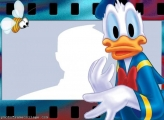 Donald Duck Photo Collage