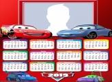 Cars Calendar 2019 Photo Collage